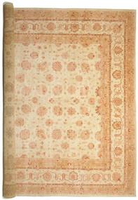 Ziegler Χαλι 575X842 Ανατολής Χειροποιητο Μπεζ/Σκούρο Μπεζ Μεγαλα (Μαλλί, Πακιστανικά)