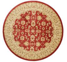 Ziegler Kaspin - Κόκκινα Χαλι Ø 300 Ανατολής Στρογγυλο Σκούρο Μπεζ/Στο Χρώμα Της Σκουριάς Μεγαλα ( Τουρκικά)