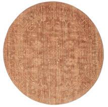 Maharani - Στο Χρώμα Της Σκουριάς Χαλι Ø 150 Σύγχρονα Στρογγυλο Ανοιχτό Καφέ/Στο Χρώμα Της Σκουριάς ( Τουρκικά)