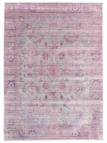 Maharani - Γκρι/Ροζ Χαλι 160X230 Σύγχρονα Ανοιχτό Ροζ/Ανοικτό Μωβ ( Τουρκικά)