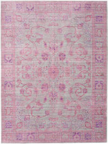Maharani - Γκρι/Ροζ Χαλι 200X300 Σύγχρονα Ανοιχτό Ροζ/Ανοιχτό Γκρι ( Τουρκικά)