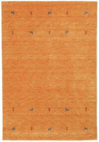 Γκάμπεθ Loom Two Lines - Πορτοκαλί Χαλι 160X230 Σύγχρονα Πορτοκαλί (Μαλλί, Ινδικά)