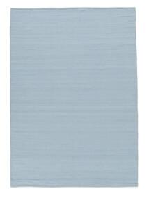 Κιλίμ Loom - Ανοικτό Μπλε Χαλι 160X230 Σύγχρονα Χειροποίητη Ύφανση Ανοικτό Μπλε (Μαλλί, Ινδικά)