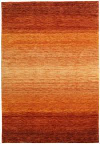 Γκάμπεθ Rainbow - Στο Χρώμα Της Σκουριάς Χαλι 160X230 Σύγχρονα Πορτοκαλί/Στο Χρώμα Της Σκουριάς (Μαλλί, Ινδικά)