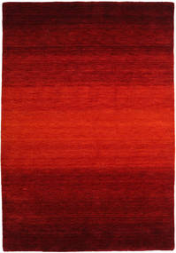 Γκάμπεθ Rainbow - Κόκκινα Χαλι 160X230 Σύγχρονα Στο Χρώμα Της Σκουριάς/Σκούρο Κόκκινο/Σκούρο Καφέ (Μαλλί, Ινδικά)