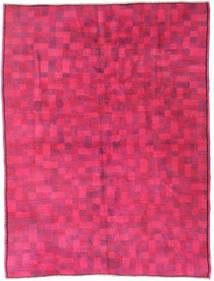 Colored Βιντάζ Χαλι 150X203 Σύγχρονα Χειροποιητο Ροζ (Μαλλί, Τουρκικά)
