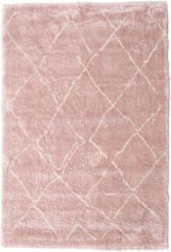 Σάγκι Agadir - Soft Rose/Off-White Χαλι 200X300 Σύγχρονα Ανοιχτό Ροζ/Ανοικτό Μωβ ( Τουρκικά)