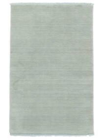 Χειροκίνητου Αργαλειού Fringes - Ice Blue Χαλι 160X230 Σύγχρονα Ανοικτό Μπλε (Μαλλί, Ινδικά)
