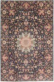 Najafabad Πατίνα Χαλι 235X360 Ανατολής Χειροποιητο Σκούρο Γκρι/Σκούρο Κόκκινο (Μαλλί, Περσικά/Ιρανικά)
