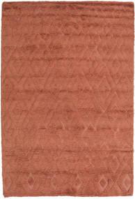 Soho Soft - Terracotta Χαλι 170X240 Σύγχρονα Kόκκινα/Σκούρο Κόκκινο (Μαλλί, Ινδικά)