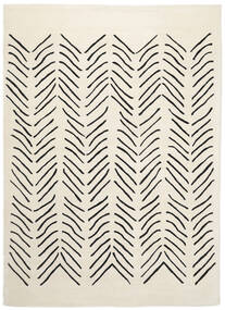 Scandic Lines - 2018 Χαλι 160X230 Σύγχρονα Μπεζ/Σκούρο Γκρι (Μαλλί, Ινδικά)