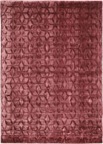 Diamond - Burgundy Χαλι 140X200 Σύγχρονα Σκούρο Κόκκινο/Μωβ ( Ινδικά)