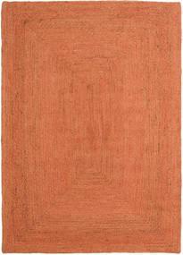 Εξωτερικούς Χαλιά Frida Color - Πορτοκαλί Χαλι 160X230 Σύγχρονα Χειροποίητη Ύφανση Πορτοκαλί/Kόκκινα ( Ινδικά)