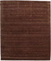 Γκάμπεθ Indo Χαλι 255X301 Σύγχρονα Χειροποιητο Σκούρο Κόκκινο/Σκούρο Καφέ Μεγαλα (Μαλλί, Ινδικά)