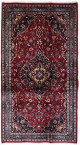 Kashmar Χαλι 109X198 Ανατολής Χειροποιητο Σκούρο Κόκκινο (Μαλλί, Περσικά/Ιρανικά)