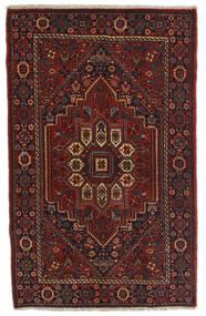 Gholtogh Χαλι 78X124 Ανατολής Χειροποιητο Σκούρο Καφέ/Σκούρο Κόκκινο (Μαλλί, Περσικά/Ιρανικά)