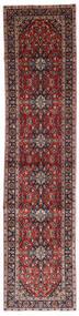Keshan Χαλι 97X406 Ανατολής Χειροποιητο Χαλι Διαδρομοσ Σκούρο Κόκκινο/Σκούρο Καφέ (Μαλλί, Περσικά/Ιρανικά)