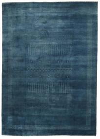 Γκάμπεθ Loribaft Χαλι 197X276 Σύγχρονα Χειροποιητο Σκούρο Μπλε (Μαλλί, Ινδικά)