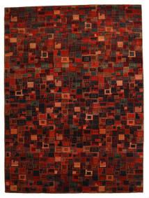 Γκάμπεθ Loribaft Χαλι 260X351 Σύγχρονα Χειροποιητο Σκούρο Κόκκινο/Kόκκινα Μεγαλα (Μαλλί, Ινδικά)