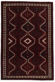Lori Χαλι 175X258 Ανατολής Χειροποιητο Σκούρο Καφέ/Σκούρο Κόκκινο (Μαλλί, Περσικά/Ιρανικά)